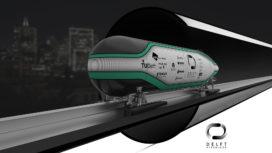 Hyperloop TUDelft stap dichter bij testfase