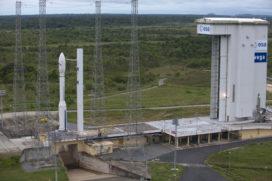 Gelanceerde Vega raket uitgerust met Hollandse hightech