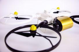 Avular presenteert eerste industriële drone