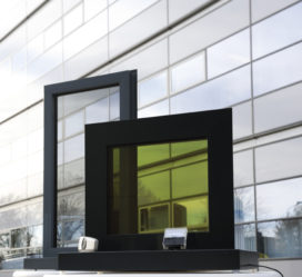 Fabriek voor slimme ramen in Veldhoven