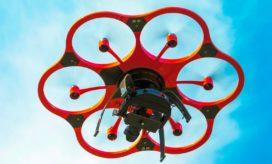Spie mag met drones de lucht in