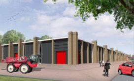 Start bouw nieuwe, duurzame machinefabriek Agrifac