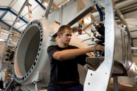 Lagerwey crowdfund deel nieuwe productiefaciliteit