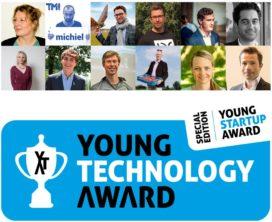 Finalisten landelijke Young Start-up Award bekend