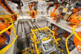 Productie industrie groeit verder