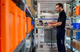 Nieuwe CEObij Vanderlande Industries