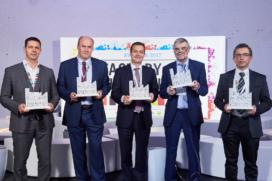 Vijf Belgische fabrieken ontvangen Factory of the Future Award