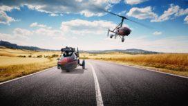 Vliegende auto van Nederlandse makelij te koop in Mediamarkt