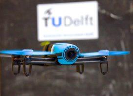 TU Delft organiseert anti-drone race 'DroneClash'