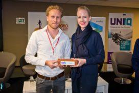 Delftse start-up ontvangt drie ton voor autonoom dronenetwerk