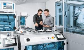 Volledig geautomatiseerde testfabriek in Delft