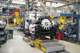 Grote order defensie voor Scania Nederland