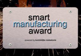 Smart Manufacturing Award 2018 voor slimme mkb-maakbedrijven