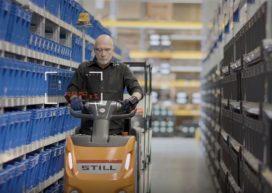 Nieuwe Google glass verbetert efficiency schokdemperfabrikant Koni