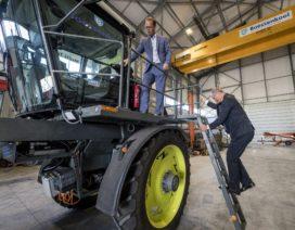 Innovaties Machinefabriek Boessenkool maken indruk op minister
