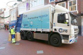 Nieuwe fabriek bouwt vrachtwagens op waterstof