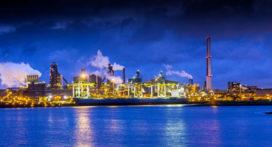 Tata Steel en Harsco bouwen fabriekshal tegen grafiethinder