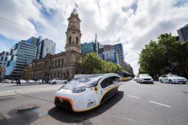 Ook Solar Team Eindhoven wint overtuigend in World Solar Challenge