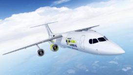 Airbus, Siemens en Rolls Royce werken samen aan elektrisch vliegen