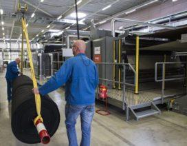 DSM en Auping gaan recyclebare matras ontwikkelen