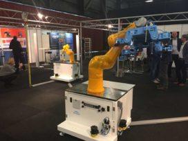 'Robot-in-a-day' zorgt voor meer flexibiliteit van de productierobot