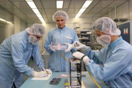 Nederlandse satelliet gaat 2019 de ruimte in