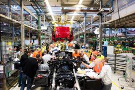 Nieuw hoofdstuk voor de Zwolse Scaniafabriek