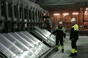 12 MW aan zonnepanelen op daken aluminiumproducent Aldel