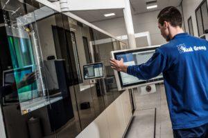 3D-metaalprinten in serieproductie voor hightech- en luchtvaartindustrie