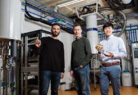 Quantum-race versnelt de ontwikkeling van silicium quantum chips