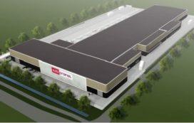 Tata Steel bouwt nieuwe fabriek