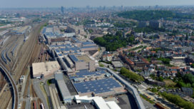 Audi Brussel allereerste gecertificeerde CO2-neutrale fabriek ter wereld