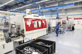Nieuwe fabriek voor fittingen bijna volledig geautomatiseerd