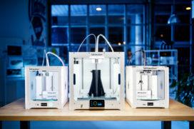 Nieuwe 3D-printer Ultimaker heeft groter bouwvolume