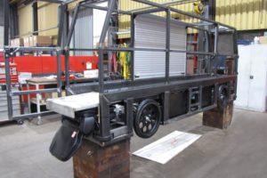 Nieuwe op maat gemaakte servicevoertuigen zorgen voor slim onderhoud Westerscheldetunnel