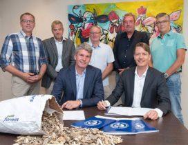 Forfarmers verduurzaamt voerfabriek Lochem met biomassacentrale