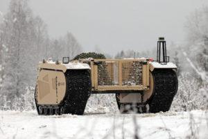 Onbemande systemen bieden Landmacht toegevoegde waarde