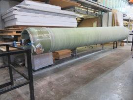 Samenwerking versnelt ontwikkeling composiet windturbinetoren