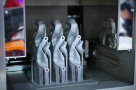 Vergelijking tussen 3D-printtechhnieken SLA, FDM en SLS