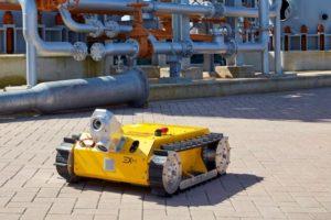 Rotterdam Port Fund investeert in autonome inspectierobots