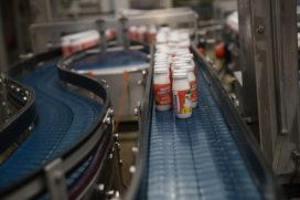 Danone optimaliseert productieproces en verbetert veiligheid