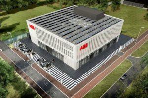 ABB vestigt zich op TU Delft Campus door groeiende markt elektrisch rijden