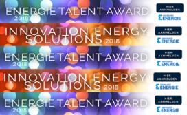 Wie wint dit jaar de awards op de Vakbeurs Energie?