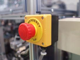 Machineveiligheid integreren in het ontwerp maakt hekken eromheen overbodig