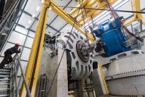 Lichtere windturbines dankzij supergeleiders