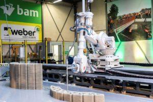 3D-betonprintfabriek geopend
