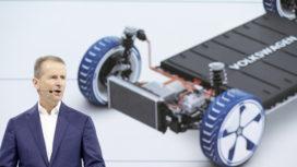 Volkswagen Group plant 22 miljoen elektrische auto's in de komende 10 jaar