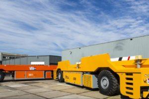 VDL Groep versterkt zijn positie in de markt van AGV's door miljoenenorder