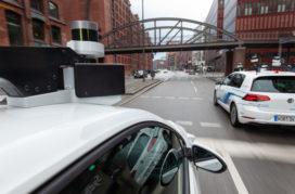 Volkswagen start praktijktests met autonome auto's