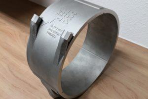 3D-geprinte koelschil voor Electric Superbike Twente